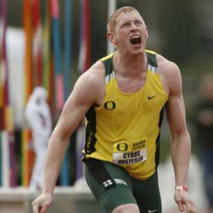 Cyrus Hostetler 2009 Oregon Preview
