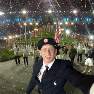 Opening Ceremonies 2012 Olympic Games Cyrus Hostetler