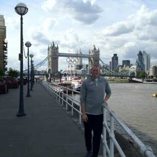 Cyrus Hostetler London Tower Bridge