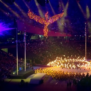 Closing Ceremony of the London 2012