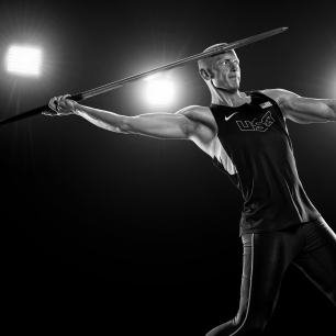 Cyrus Hostetler Olympic Photo Shoot - Zach Ancell