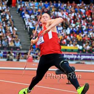 2012 London Olympic Games - Cyrus Hostetler