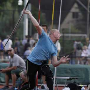 Hayward Field All-Comers - Cyrus Hostetler - Javelin