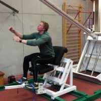 German Strength Training Device – Javelin Specific